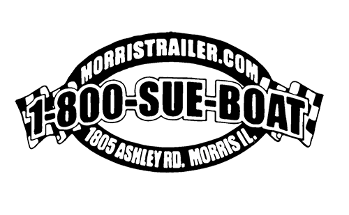 Morris Trailer Sales, Inc. SUE-BOAT Logo